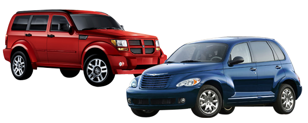 Dodge and Chrysler Differentials